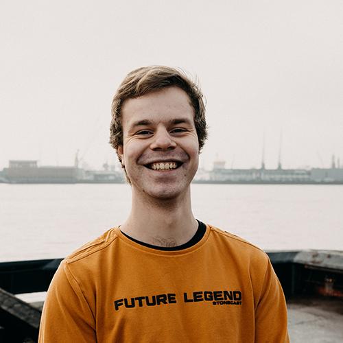 Jeroen Geerts - social editor