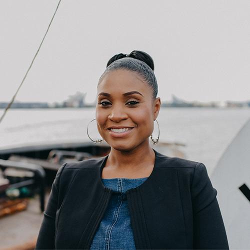Shayenne Henriquez - Financieel administratief manager